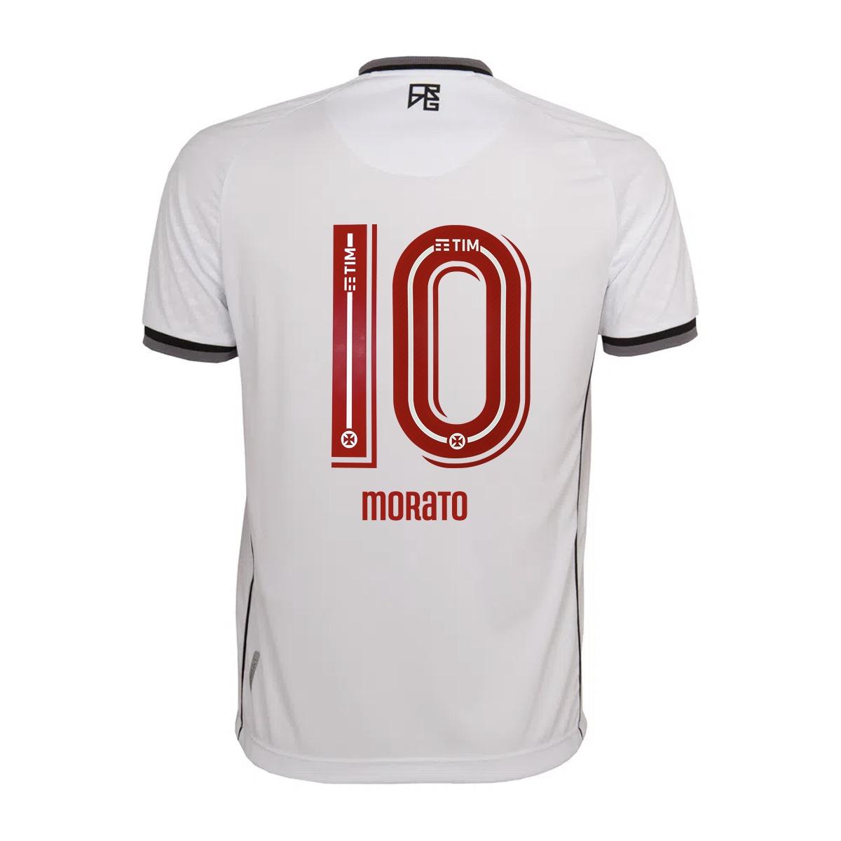 Camisa Vasco Jogo 2 Kappa 2021 - Morato