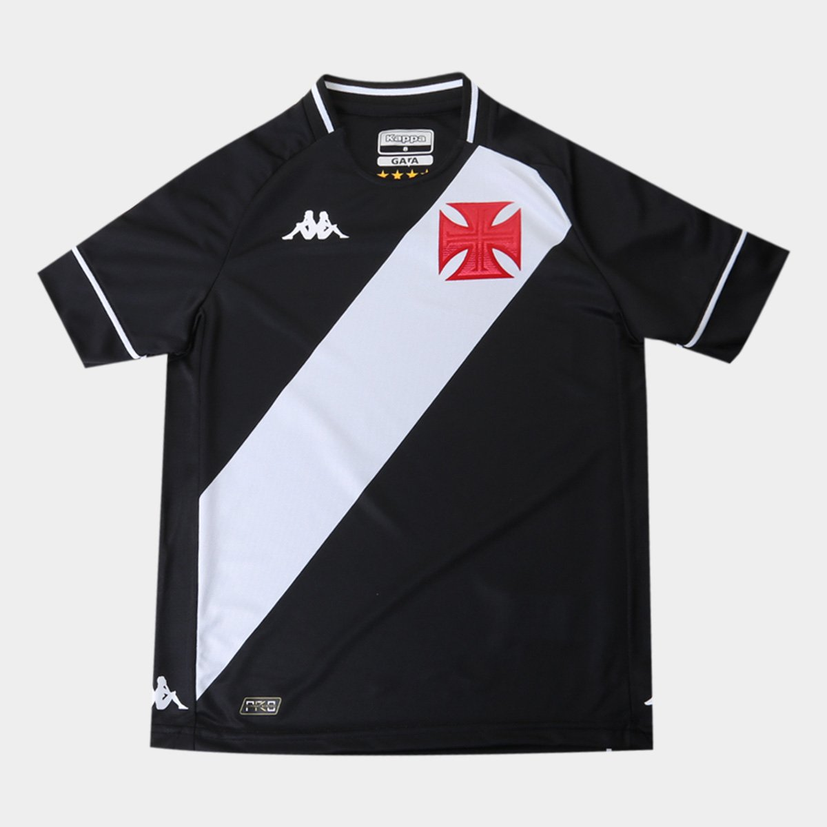 Camisa Vasco Juvenil I Kappa 2020/2021