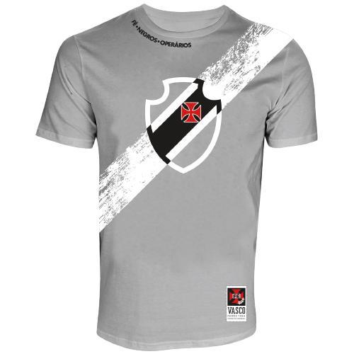 Camisa Vasco Minimalista Fé