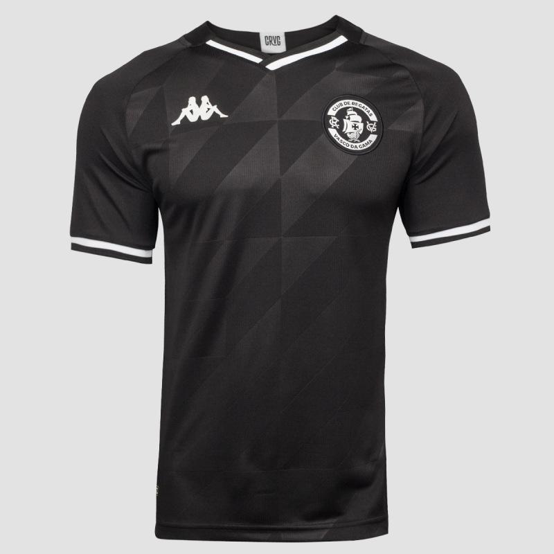 Camisa Vasco Timoneiro Of 3RD Kappa 2021