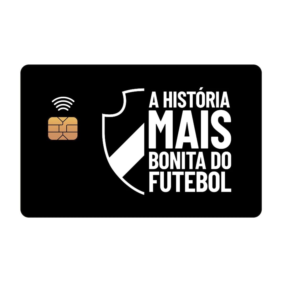 Capacard Vasco História Mais Bonita