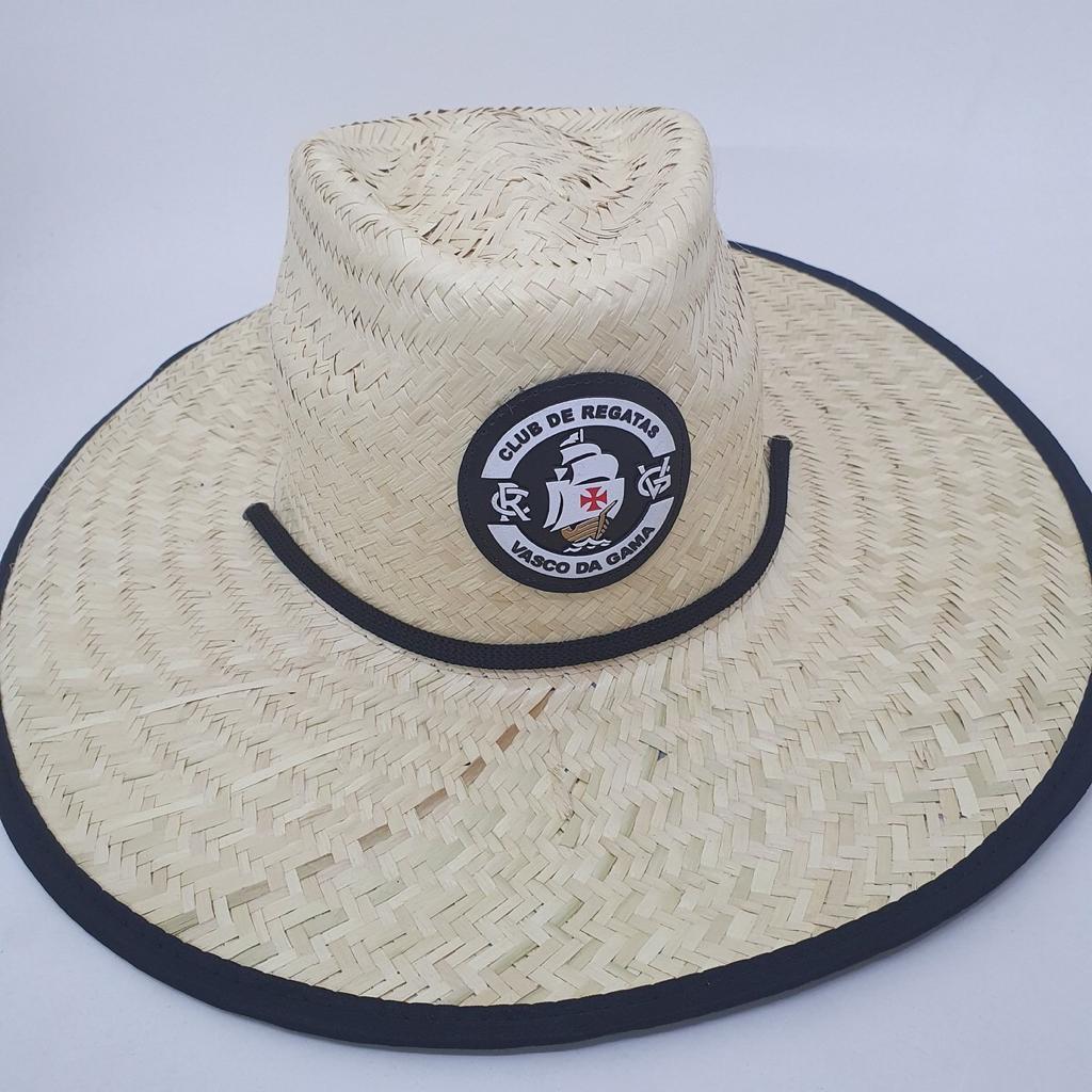 Chapéu de Palha Escudo Regatas