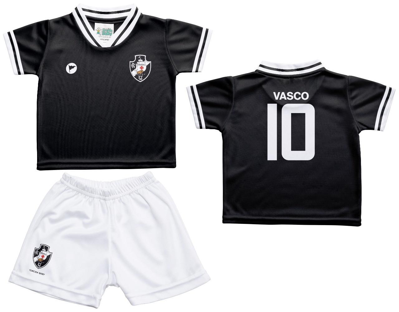 Conjunto Vasco Baby Estilo II