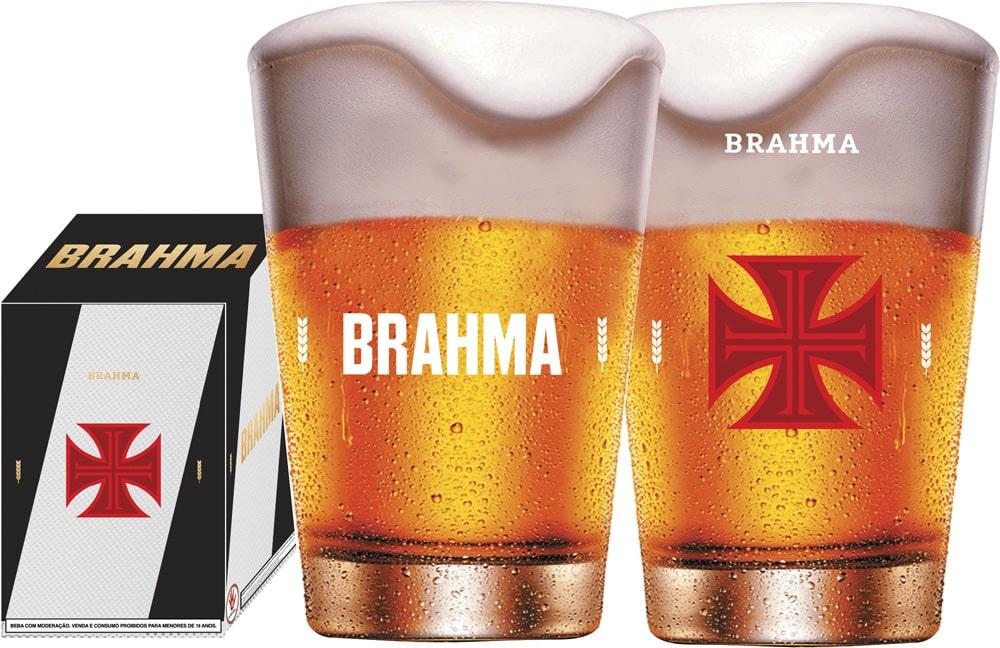 Copo Vasco Caldereta 350ML Brahma