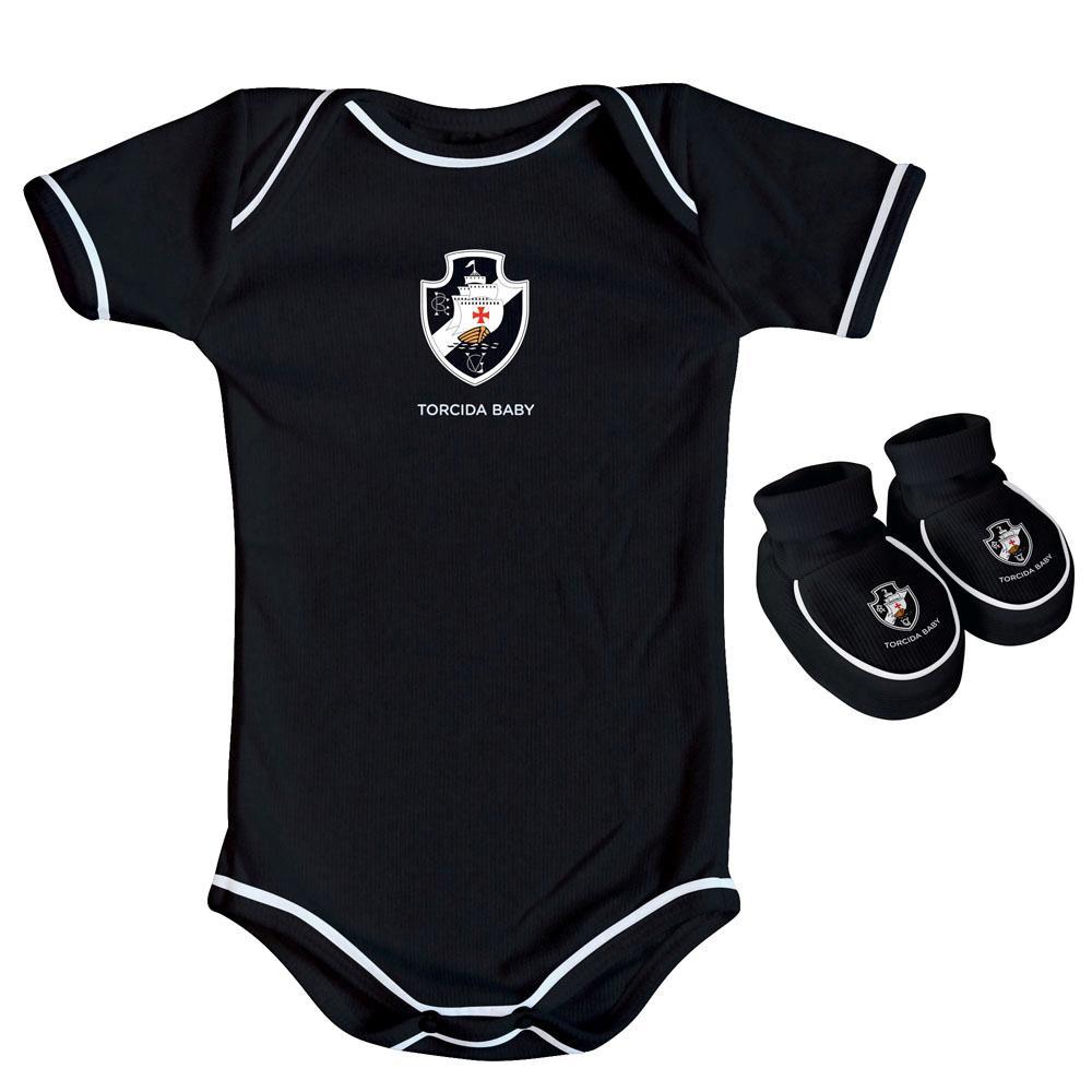 Kit Body preto 2 peças Vasco .