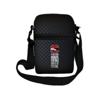 Mini Bag Vasco - A História Mais Bonita