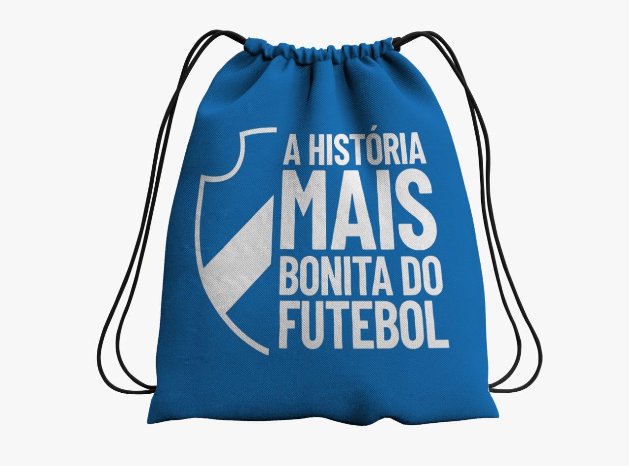 Mochila Saco Vasco Minimalista