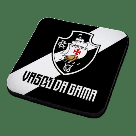 Porta Copo Vasco C/6 - Escudo Faixa