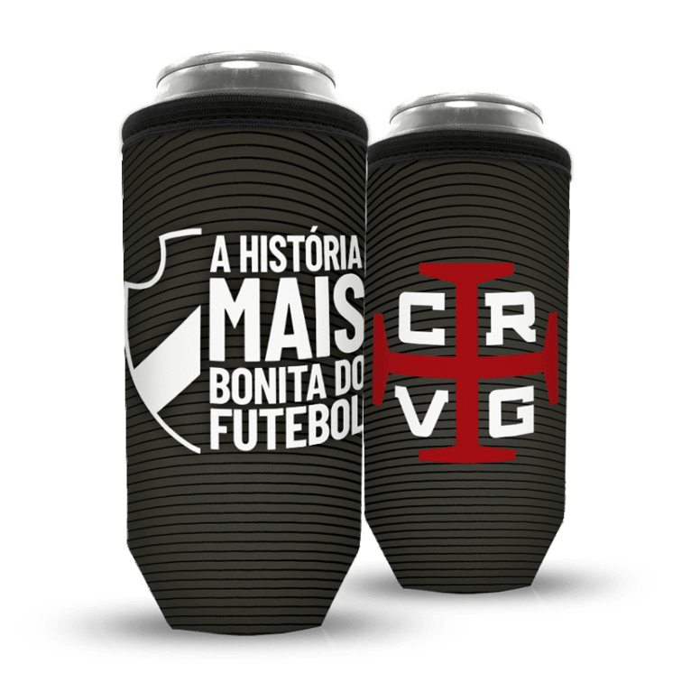 Porta Lata Vasco - CRVG 473 ML