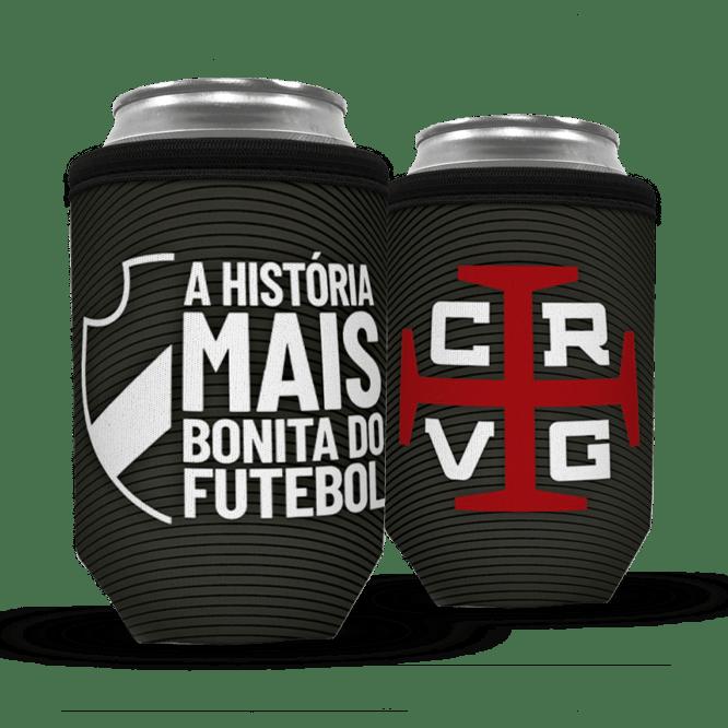 Porta Lata Vasco Escudo - CRVG 350 ml