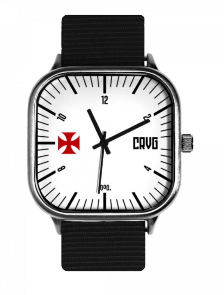 Relógio Vasco Classic White S - Power