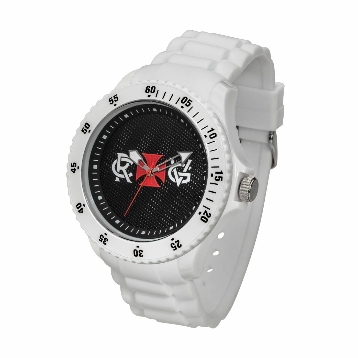Relógio Vasco CRVG - Branco