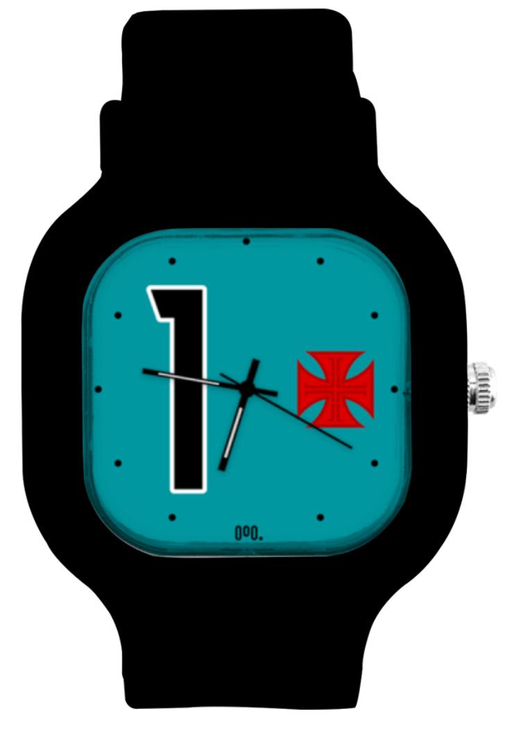 Relógio Vasco Goleiro 1 - Black