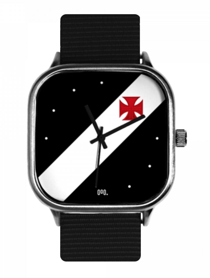 Relógio Vasco Listra White S - Power