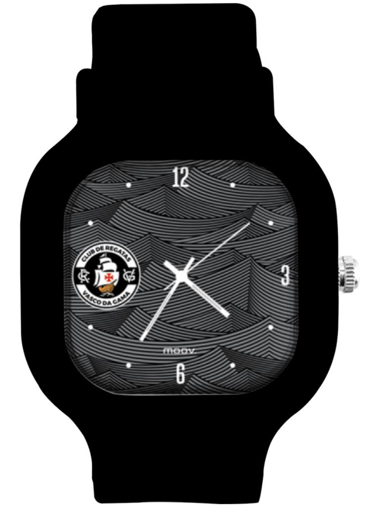 Relógio Vasco Tormenta - Black