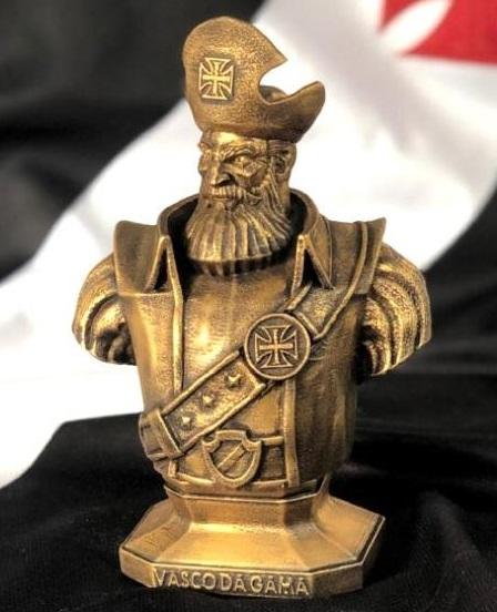 Vasco Escultura 3D Almirante