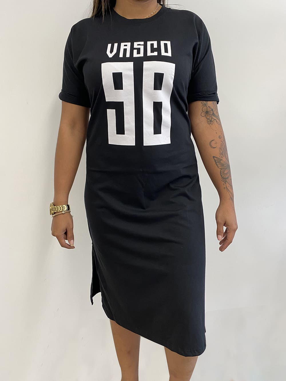 Vasco Vestido Blusão Oversized 98