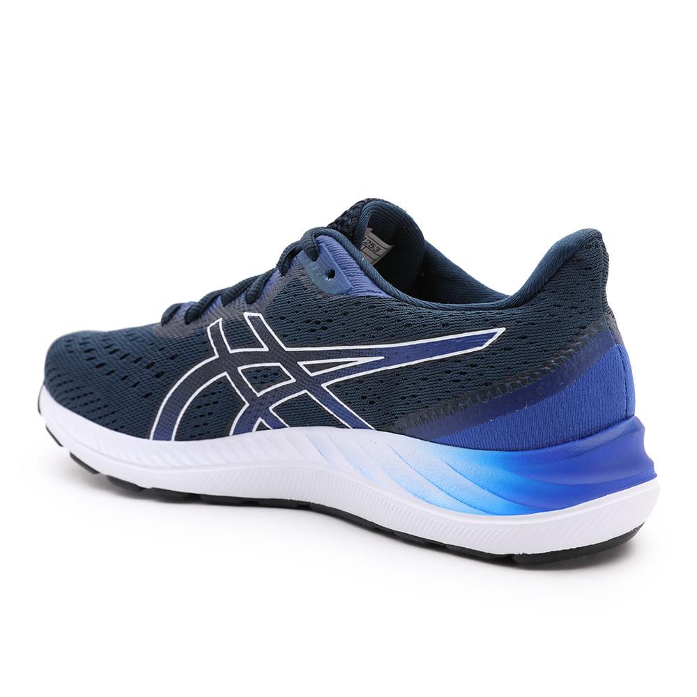 Tenis Asics Gel-excite 8 Azul Homem