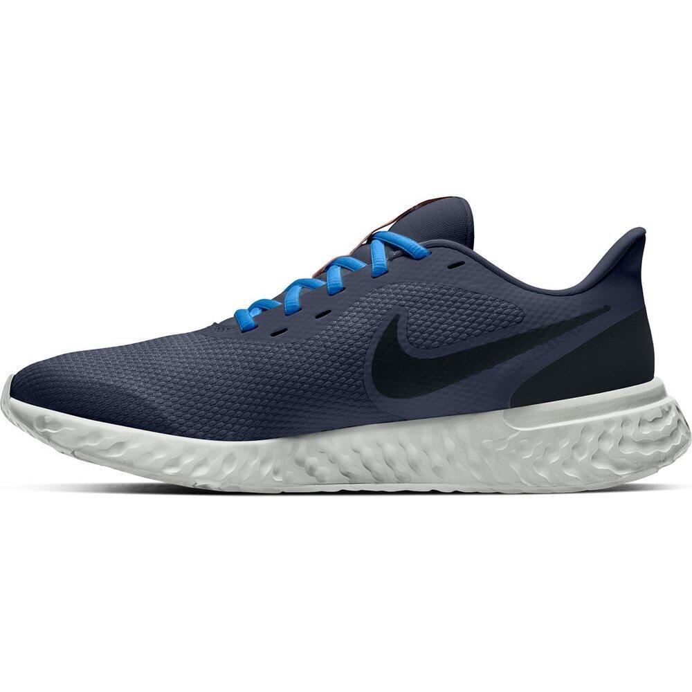 Tenis Nike Revolution 5 Azul Homem
