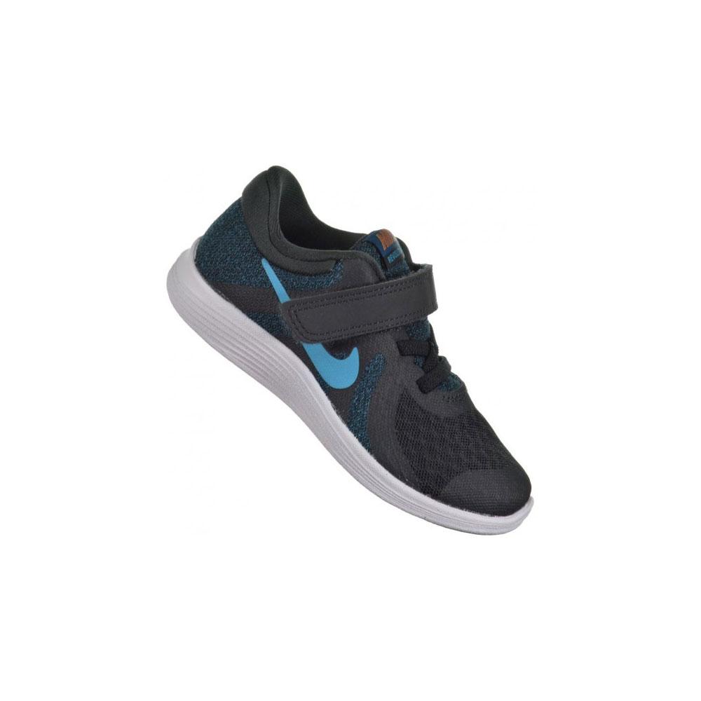 Tenis Nike Revolution E Preto Infantil