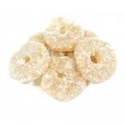 Abacaxi cristalizado bandeja (aprox.  300 grs.)