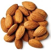 Amendoas sem casca bandeja (aprox. 150 gramas)