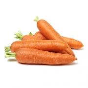 Cenoura vermelha unid.