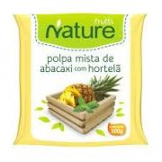 Polpa mista abacaxi com hortelã 100 gramas