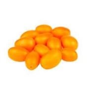 Tomate grape amarelo bandeja (aprox. 300 gramas)