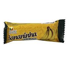 Bananinha cremosa 30 gramas
