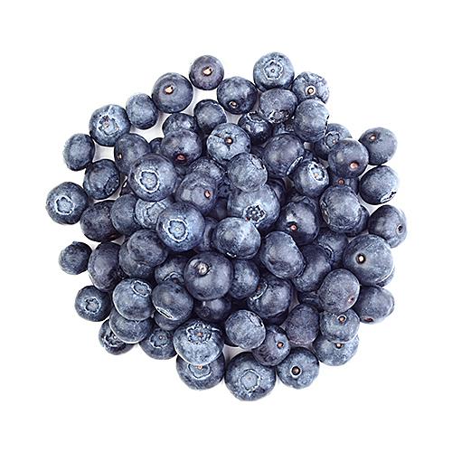 Bluberry ou mirtilo bandeja (aprox. 120 gramas)