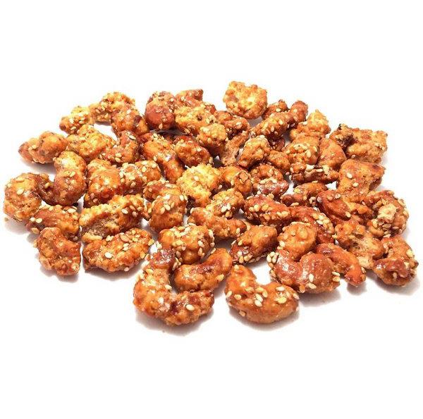 Castanha de caju caramelizada 150 gramas