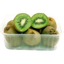 Kiwi nacional bandeja (aprox. 600 gramas)