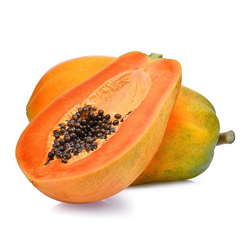 Mamão havai ou papaia unid.