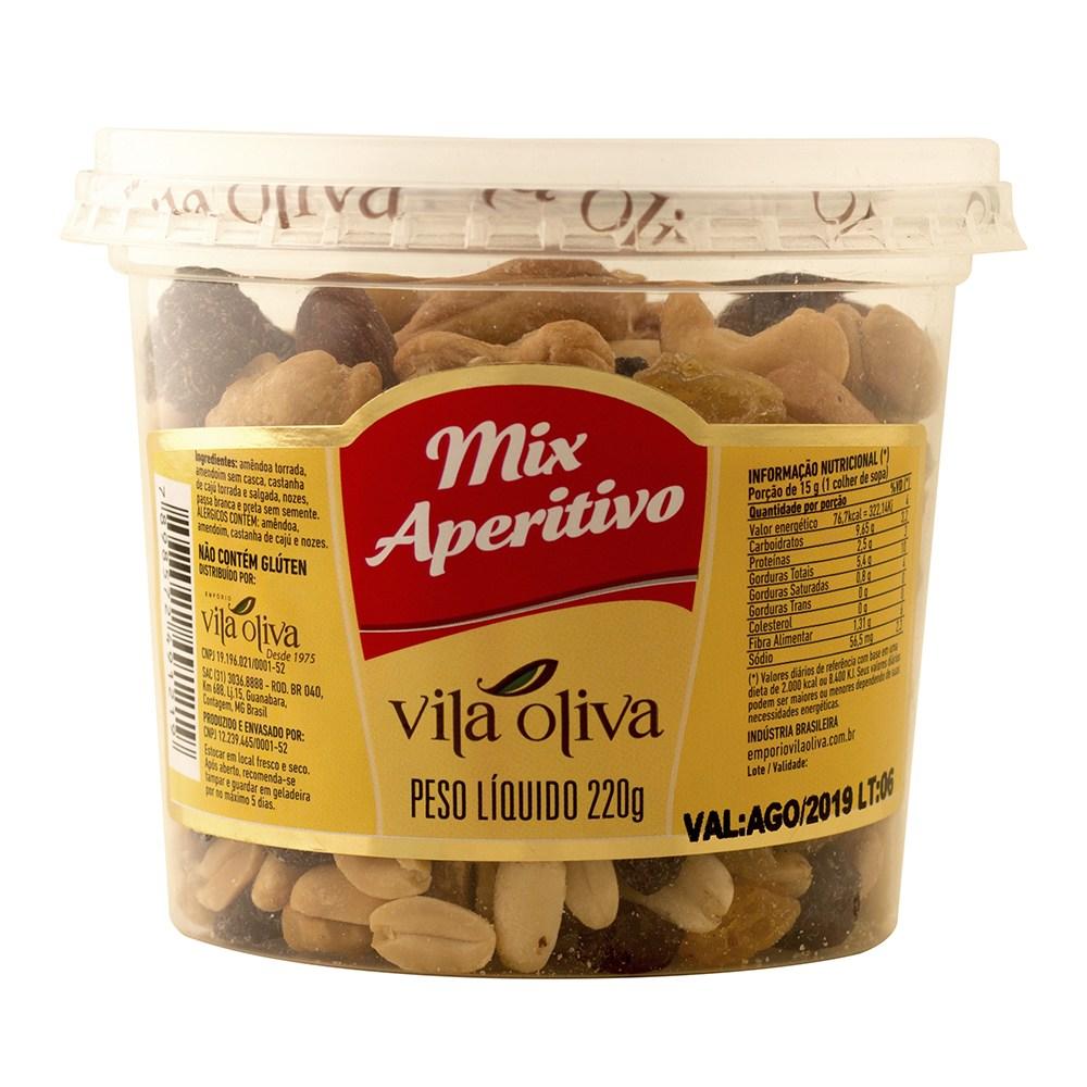 Mix aperitivo 150 gramas