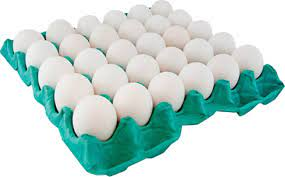 Ovos pente 30 unidades