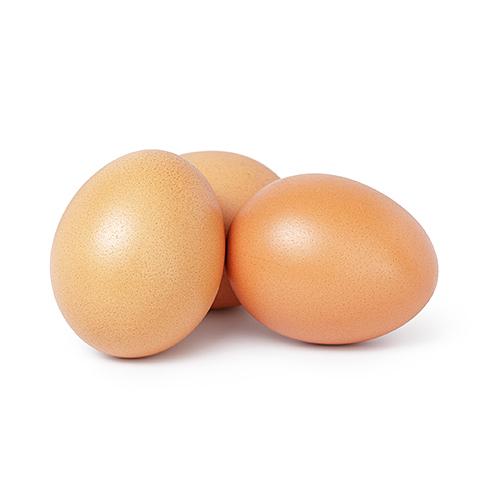 Ovos vermelhos pente 20 unid.