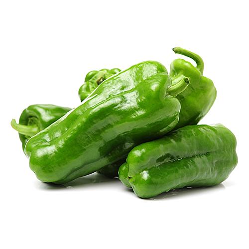 Pimentão verde unid.