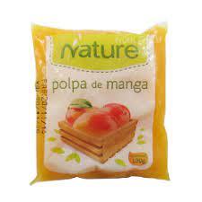 Polpa manga 100 gramas