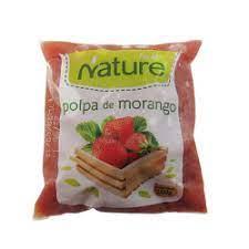 Polpa morango 100 gramas