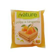 Polpa tangerina 100 gramas