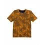Camiseta Gola O. Estampada Sallo