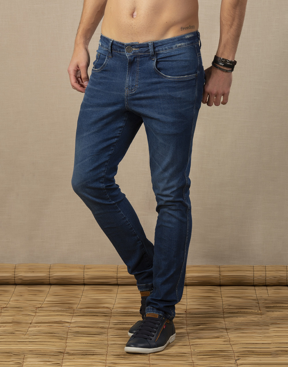 Calça Jeans New Sallo Jeans
