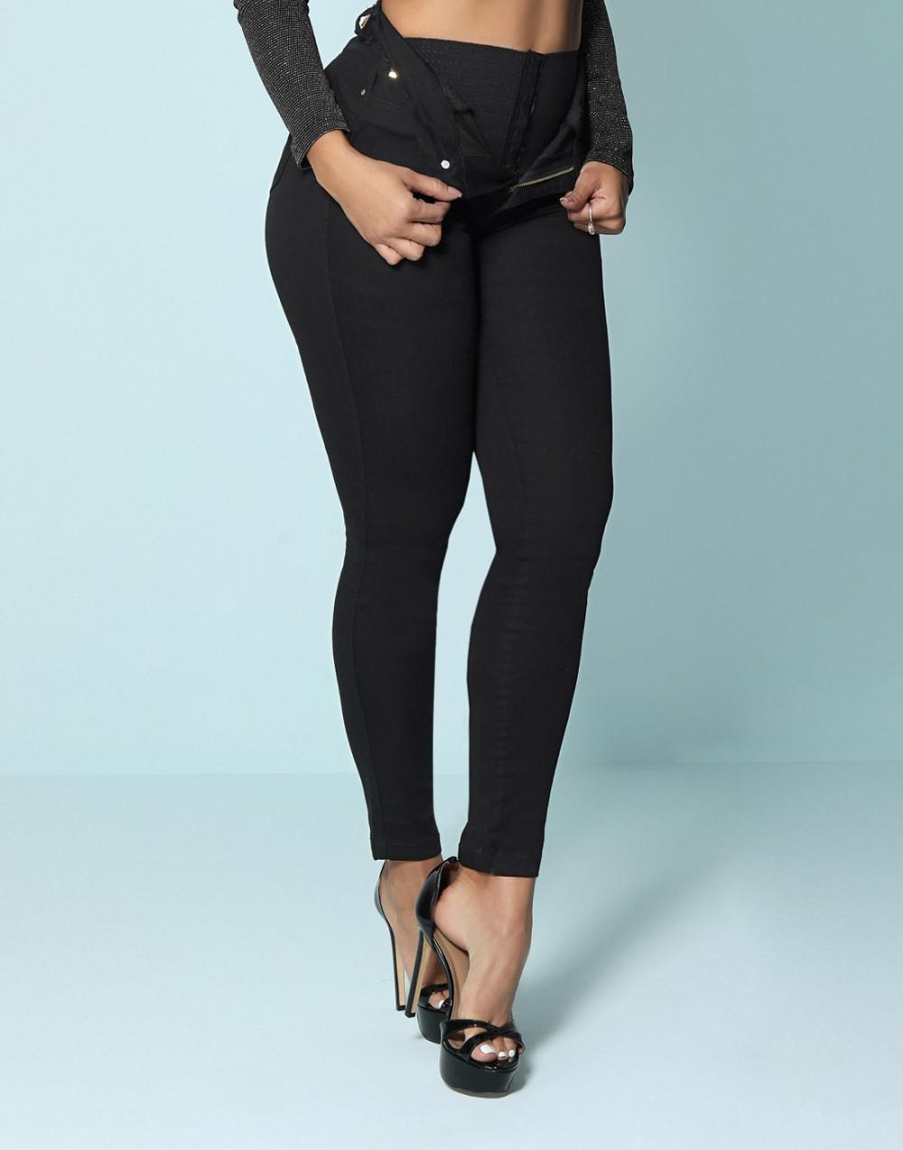 Calça Modeladora Cintura Alta Set Jeans