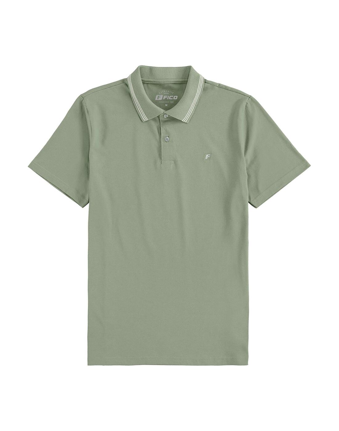 Camisa Polo Básica Fico
