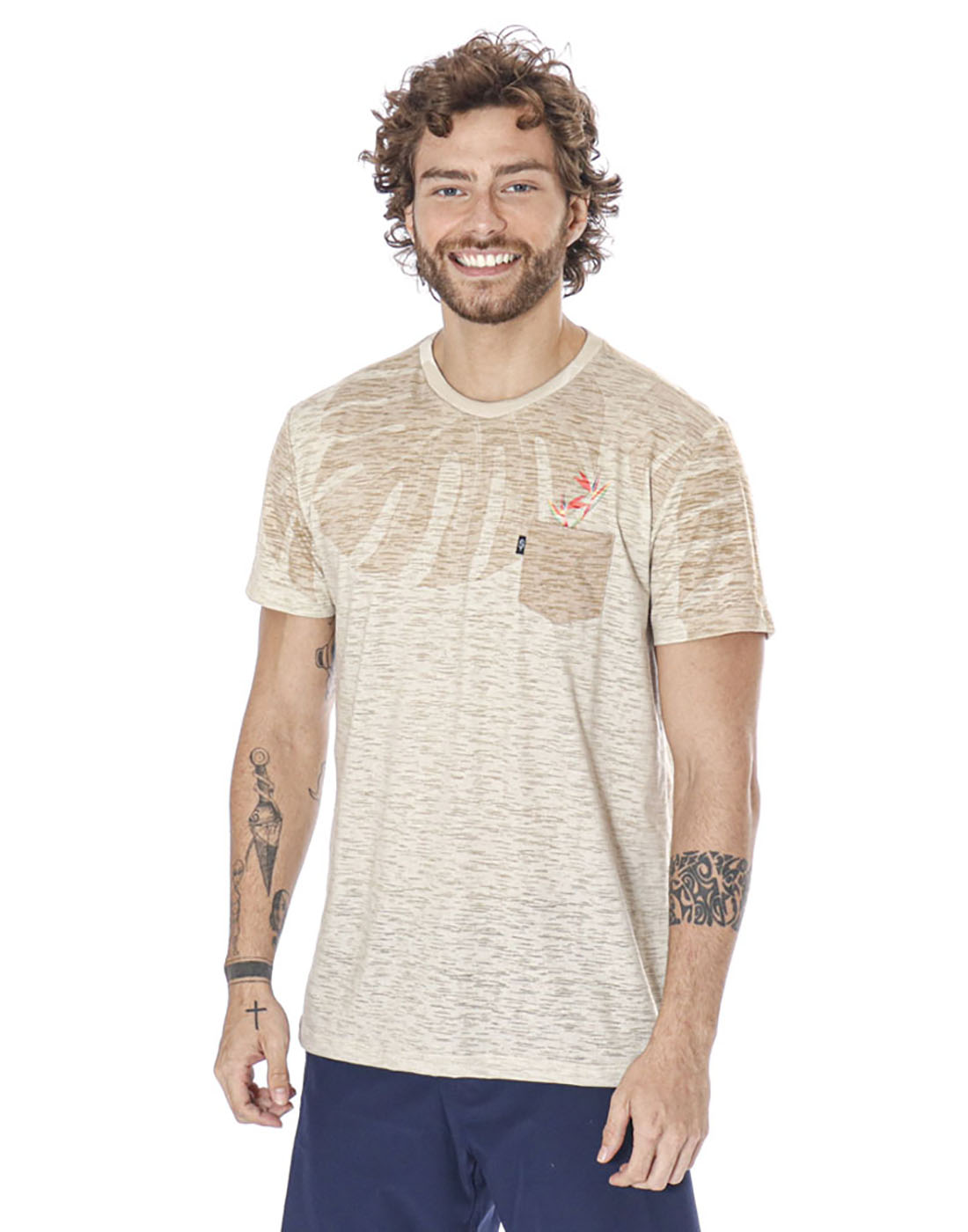 Camiseta Dif Estrelicia Preto Pena