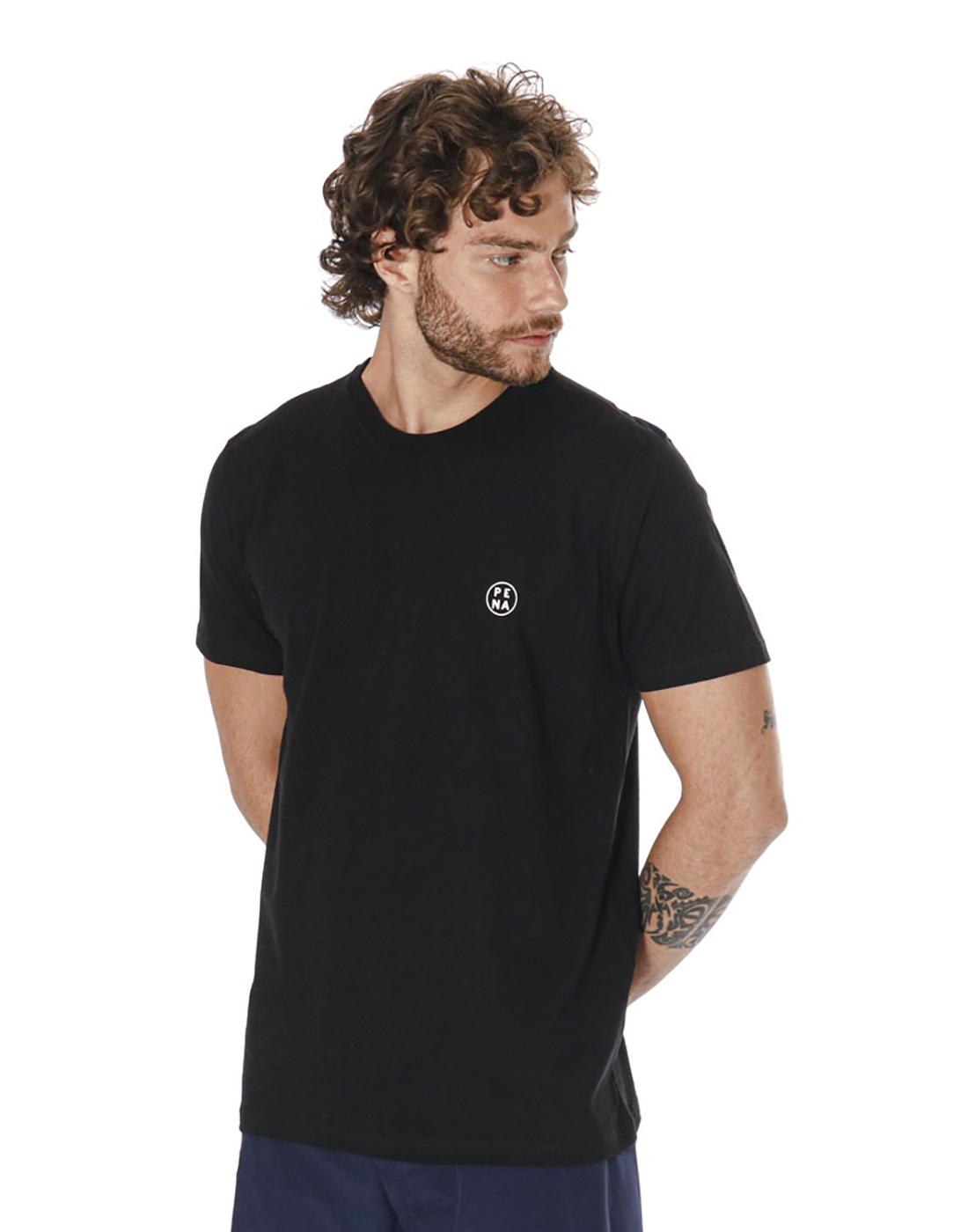 Camiseta Estampada Lion Of Judah Preto Pena