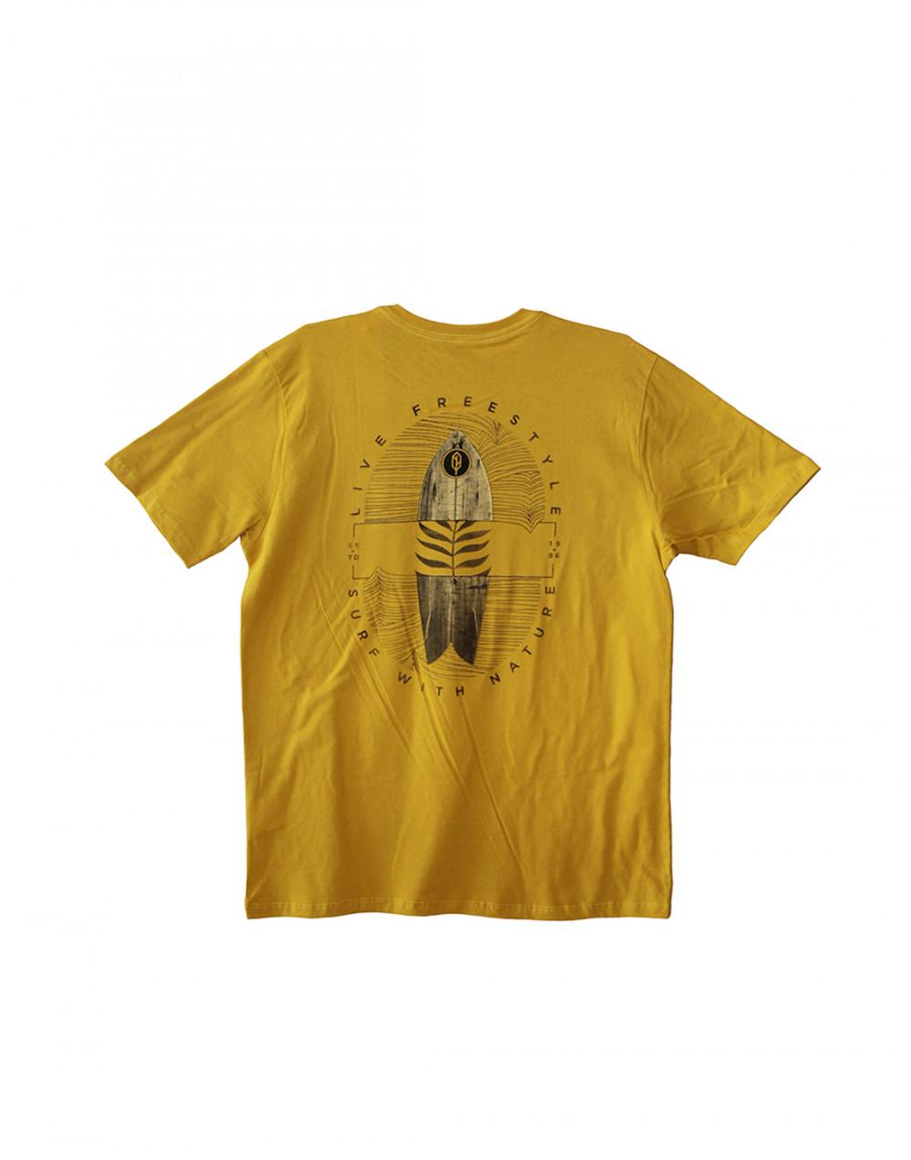 Camiseta Estampada Nature Pena