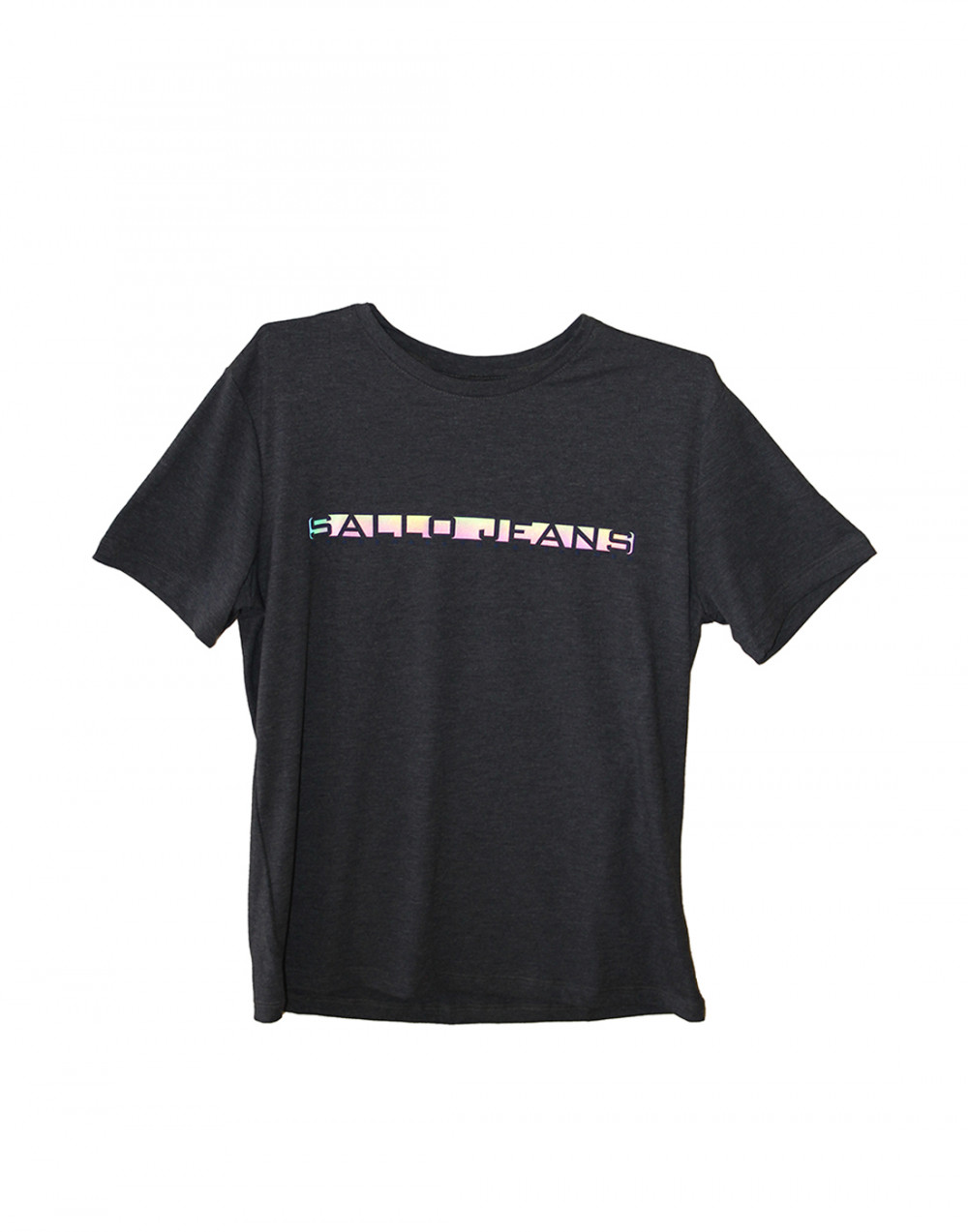 Camiseta Gola O. Estampa Reflexiva Sallo