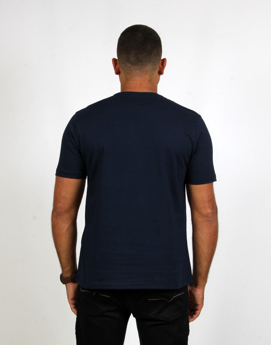 Camiseta Masc. Estampada Faixa Fatal